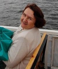 Вера Логвина, 22 августа , Петрозаводск, id68087626