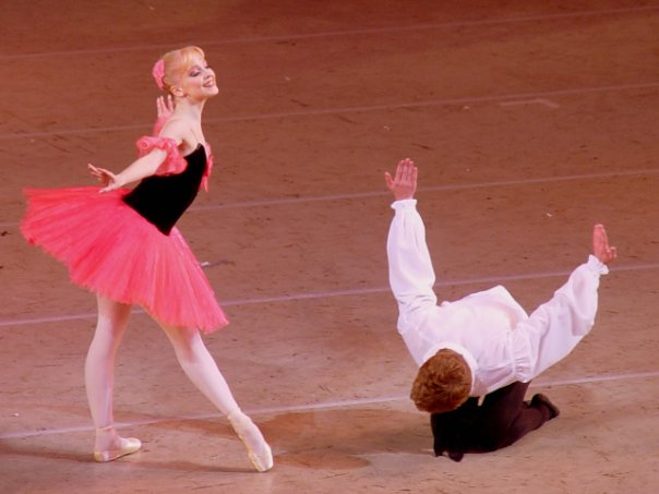 Большой балет  Большой Балет 2016 Второй сезон Кто
