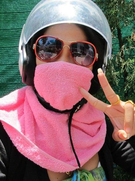 Защита от малярии в Таиланде