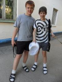 Антон Бронников, 11 марта , Чебоксары, id160636699