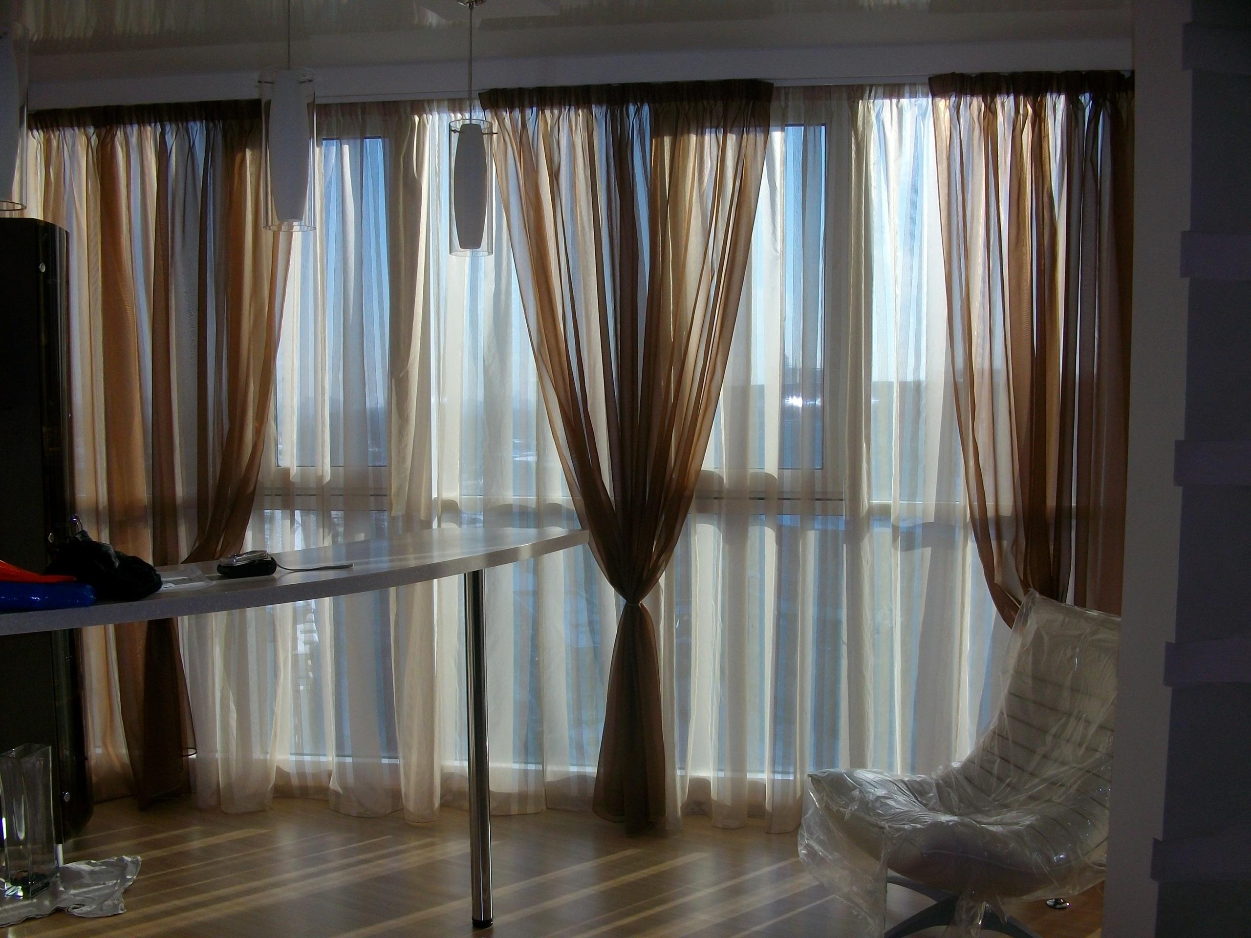 Тюль на окна дизайн фото
