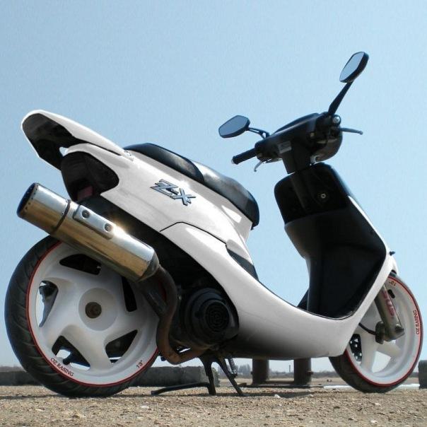 Продажа японских скутеров (Ижевск) .