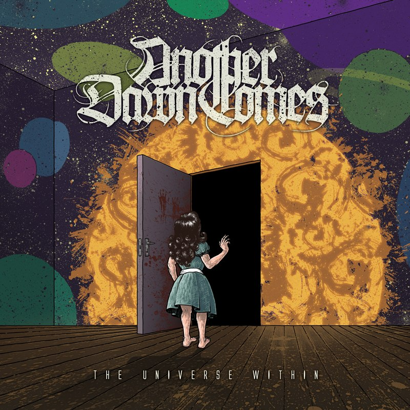 Another Dawn Comes - The Universe Within [EP] (2012)