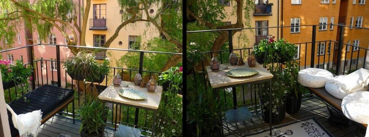 Идея для балконов и лоджий.