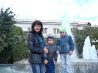 Наталья Лукашенко, 3 сентября , Ялта, id109147291