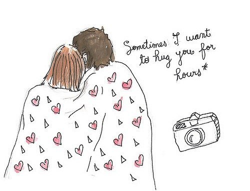 дышать не могу без тебя: