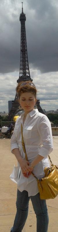 Вера Циколия, Paris