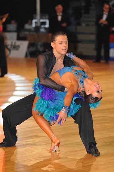Европейская программа бальных танцев.