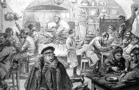 кабак 19 века фото