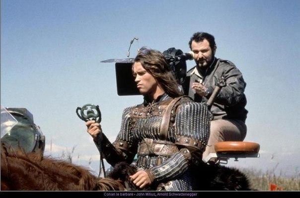 ÁLBUM DE FOTOS Conan the Barbarian 1982 X_321b8048