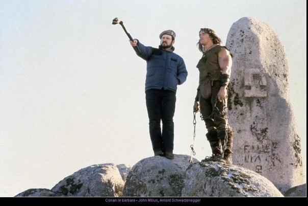 ÁLBUM DE FOTOS Conan the Barbarian 1982 X_d4e10ad8