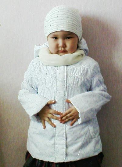 Лиза Егорова, 10 мая , Якутск, id99755421