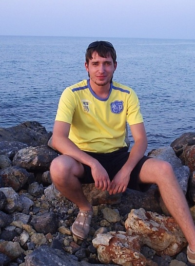 Андрей Гусев, 19 апреля , Новосибирск, id58417453