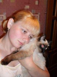 Анастасия Назарова, 1 декабря 1997, Луховицы, id100120309