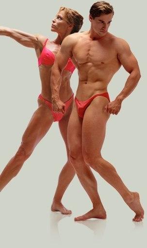 """Когда говорят  """"генетика мышцы """", - имеют в виду ее форму."""