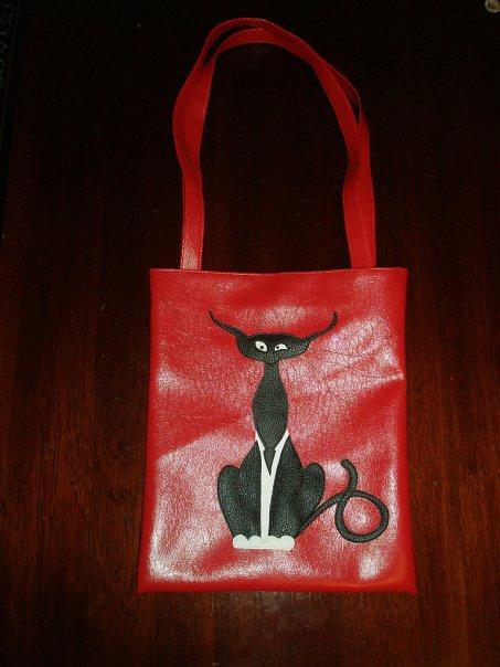 браччолини сумки с котами.