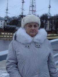 Татьяна Андреева, 19 апреля 1951, Запорожье, id165037674