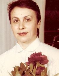 Надежда Стабровская, 26 сентября , Ростов-на-Дону, id7978827