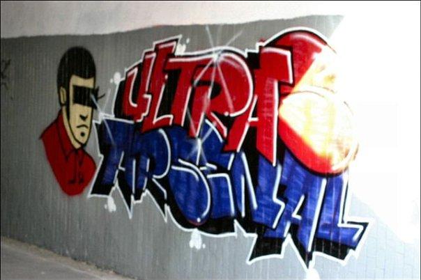 Ultras Grafitti X_03597364