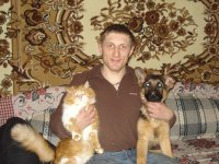 Андрей Татур, 8 октября 1993, Дзержинск, id92343369