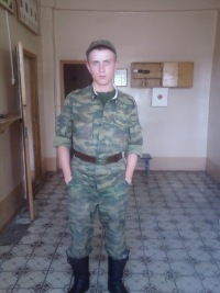 Игорь Сенченко, 9 июня 1991, Брянск, id102133768