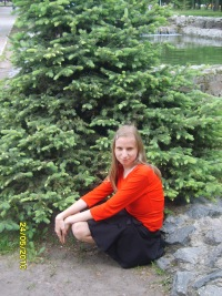Елена Касатонова, 18 августа , Сызрань, id106838783