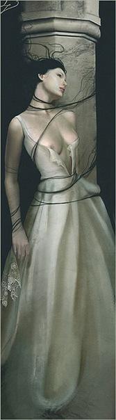 Картины Линда Бергквист (Linda Bergkvist)