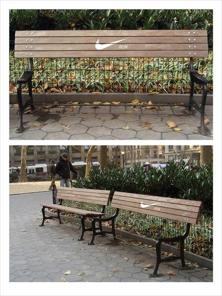 Креативная реклама Nike от Энни Цзю (Annie Chiu)