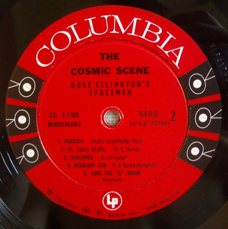 6eye columbia label mono