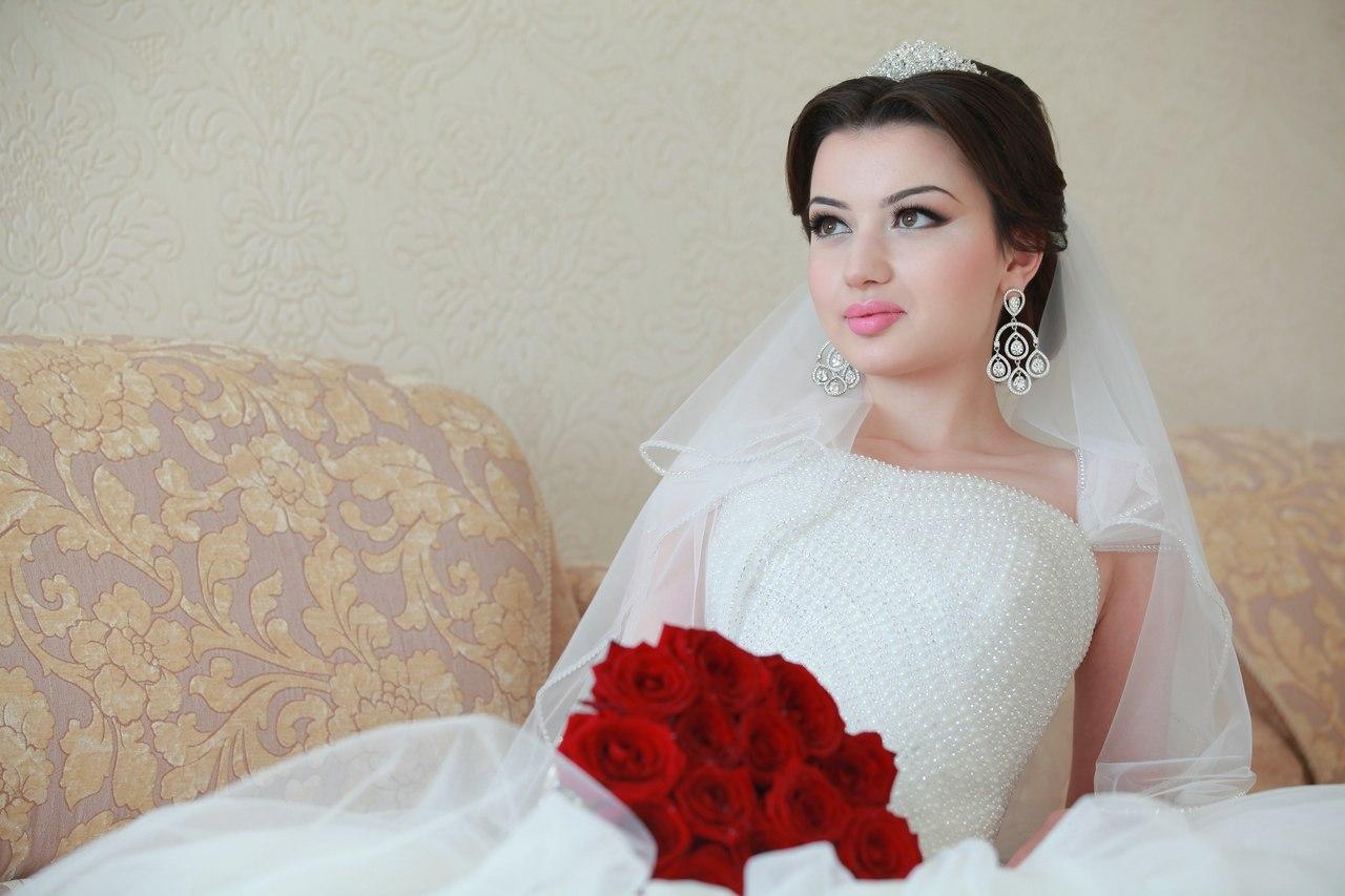 Свадебные прически кавказской невесты фото