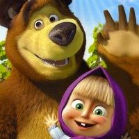смотреть мультики маша и медведь все серии подряд в хорошем качестве