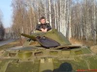 Денис Зайцев, 18 августа 1981, Новосибирск, id16458512