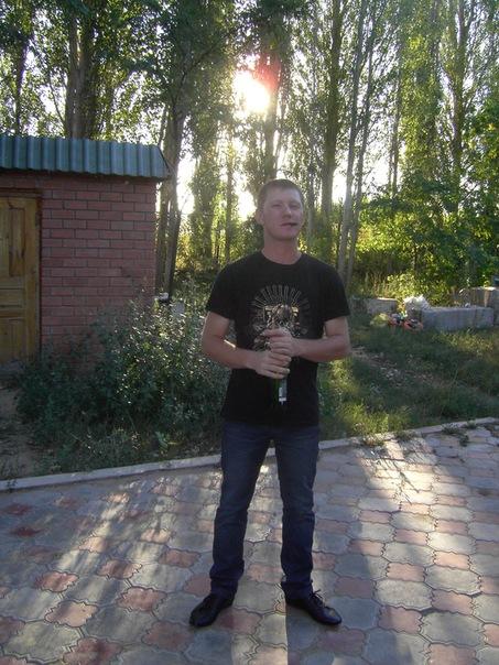 Сергей Казимирский   Астрахань