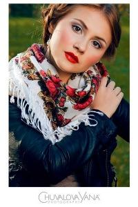 Русский макияж - 110 фото и пошаговые инструкции 94