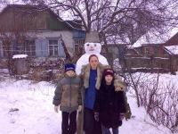 Катя Дружинина, 10 февраля 1978, Камешково, id159769383