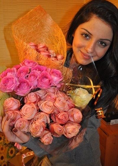 Поздравление кавказской девушке