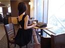 оптом Модный черный жилет платье.