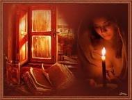 """Молиться Господу и ставить свечи, Тебя без памяти безропотно любить. Мой дорогой,мой милый,буду""""Вечно"""" Ведь это слово  сложно ПОЗАБЫТЬ!!"""