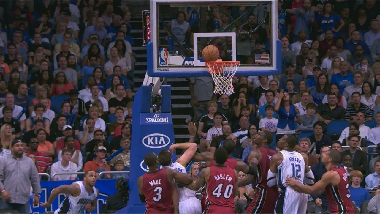 NBA 2011-2012  RS  13.03.2012  Miami Heat @ Orlando Magic [Баскетбол, WEB-DL HD720p, MKVH.264, EN]