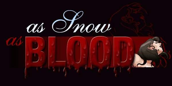Как снег, как кровь