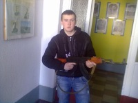 Саньок Гришковський, 15 июня , Моршанск, id123648881