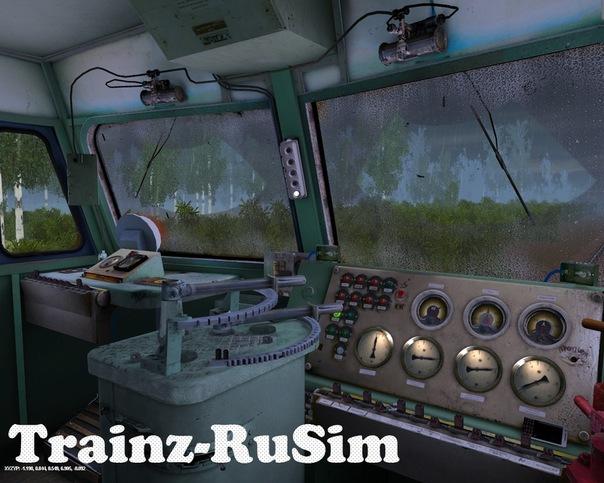 Вл 10 1628 для trainz 2012