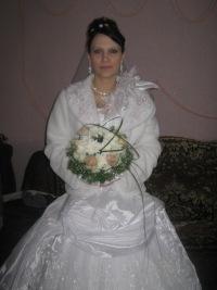 Кристина Кадина, 8 декабря 1988, Щекино, id132272795