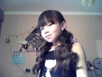 Анастасия Хан, 24 июня 1999, Санкт-Петербург, id134767551