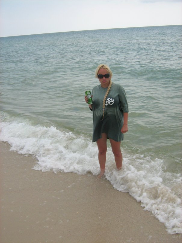 Мои путешествия. Елена Руденко. Чёрное море. Украина. Лазурное. 2010г. Y_4142bb96