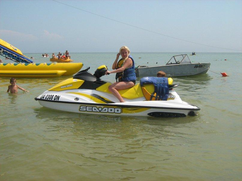 Мои путешествия. Елена Руденко. Чёрное море. Украина. Лазурное. 2010г. Y_75872727