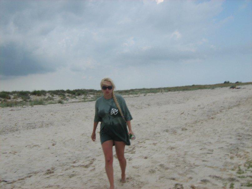 Мои путешествия. Елена Руденко. Чёрное море. Украина. Лазурное. 2010г. Y_a88290fa