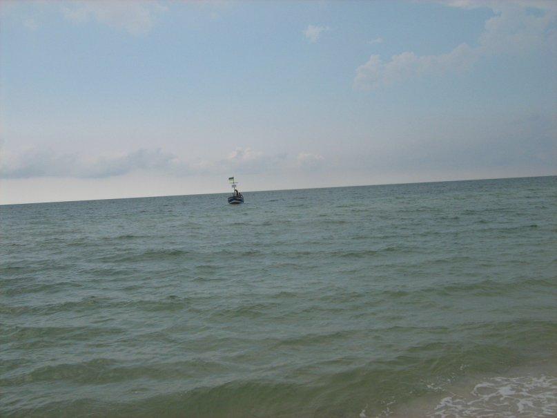 Мои путешествия. Елена Руденко. Чёрное море. Украина. Лазурное. 2010г. Y_c8fc7253