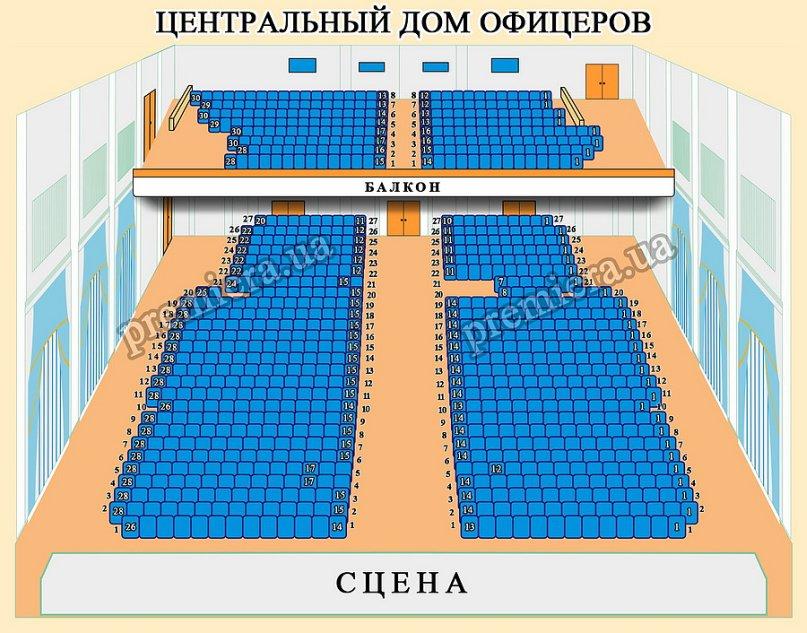Дворец спорта. Одесса, пр.
