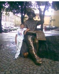 Орест Николин, 10 октября 1997, Жидачов, id82149880